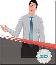 2D-Businessman-closeup